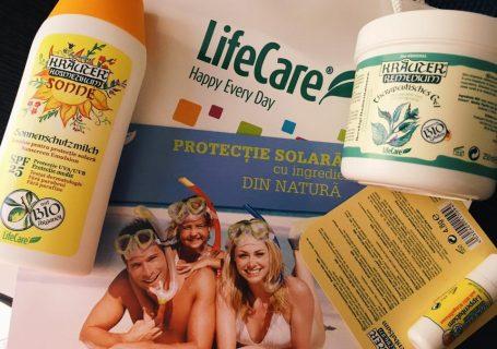Life Care Îngrijirea pielii în sezonul estival