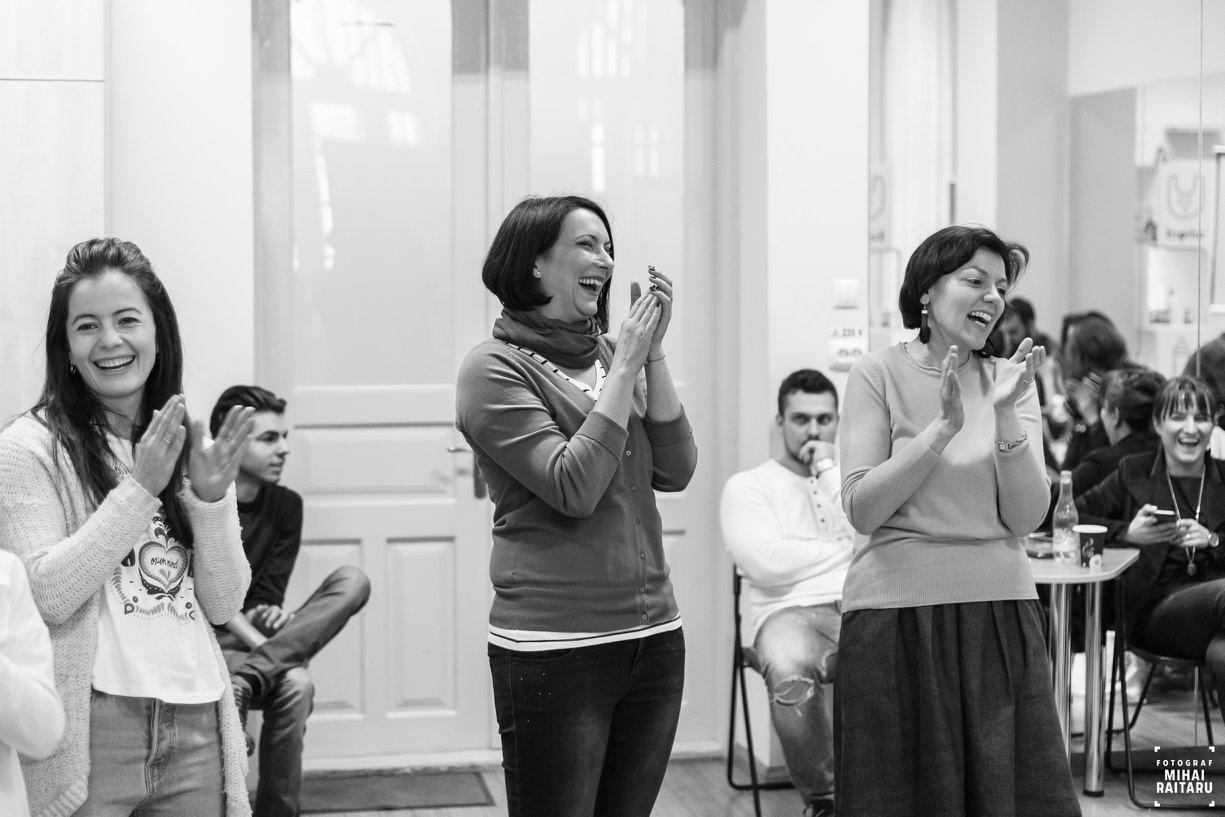 Nimic fără emoție! Și câteva sfaturi despre vorbitul în public @ Digital Parents Talks ed. 11