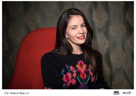Portret de femeie 2018