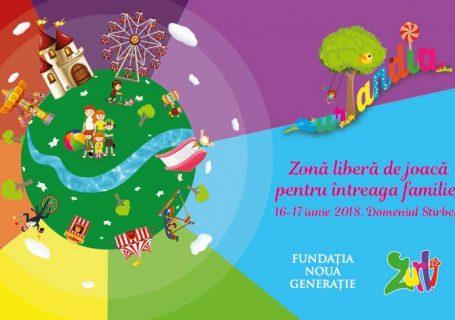 Uraaa, se apropie ZURLANDIA - cel mai mare festival dedicat familiei!