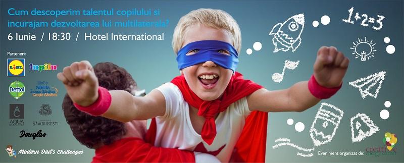 Despre talentul copilului și dezvoltarea lui multilaterală @MDC, ed.8