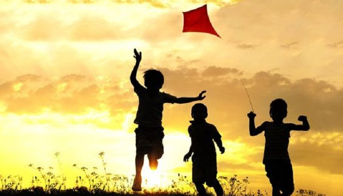 Fericirea e despre ceea ce știu copiii, nu adulții!