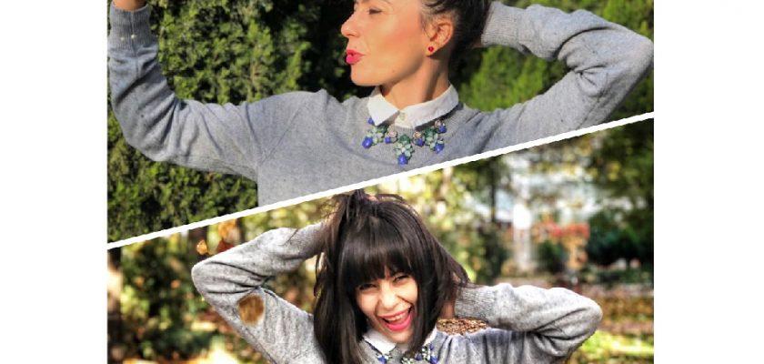 New Look: un coc tradițional transformat într-un bob demențial