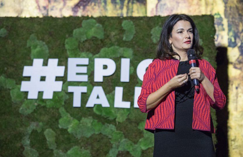Oana Moraru @ Epic Talk