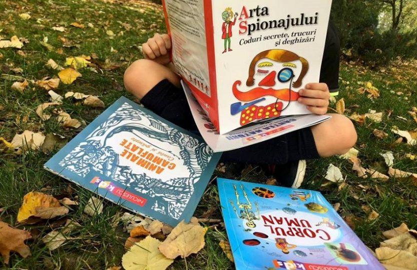Carti Editura NICULESCU KIDS