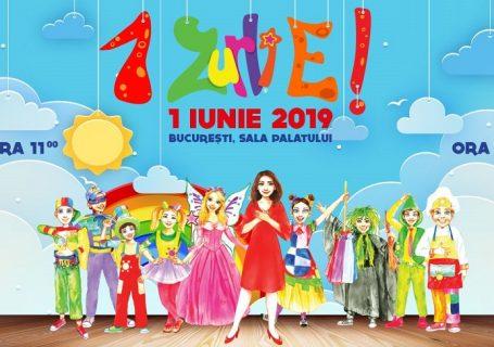 Hai la carnavalul 1 ZURLI E! de la Sala Palatului!