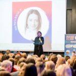 """#EduCare cu Ana Maria Brânză """"În fiecare dintre noi există un campion!"""""""
