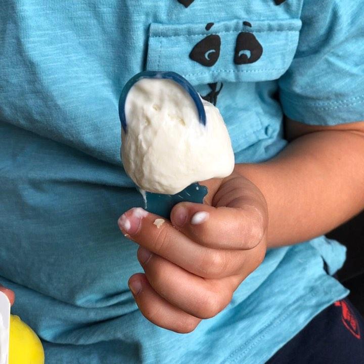 brânzica înghețată Danonino