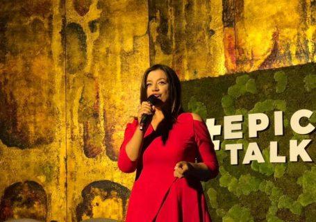Mirela Retegan Epic Talk