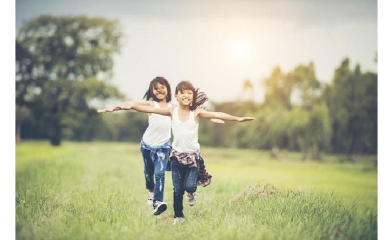 copiii au mai multă energie decât sportivii de performanță!!